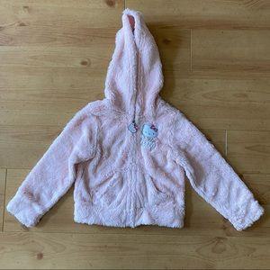 Hello Kitty Hooded Sweater